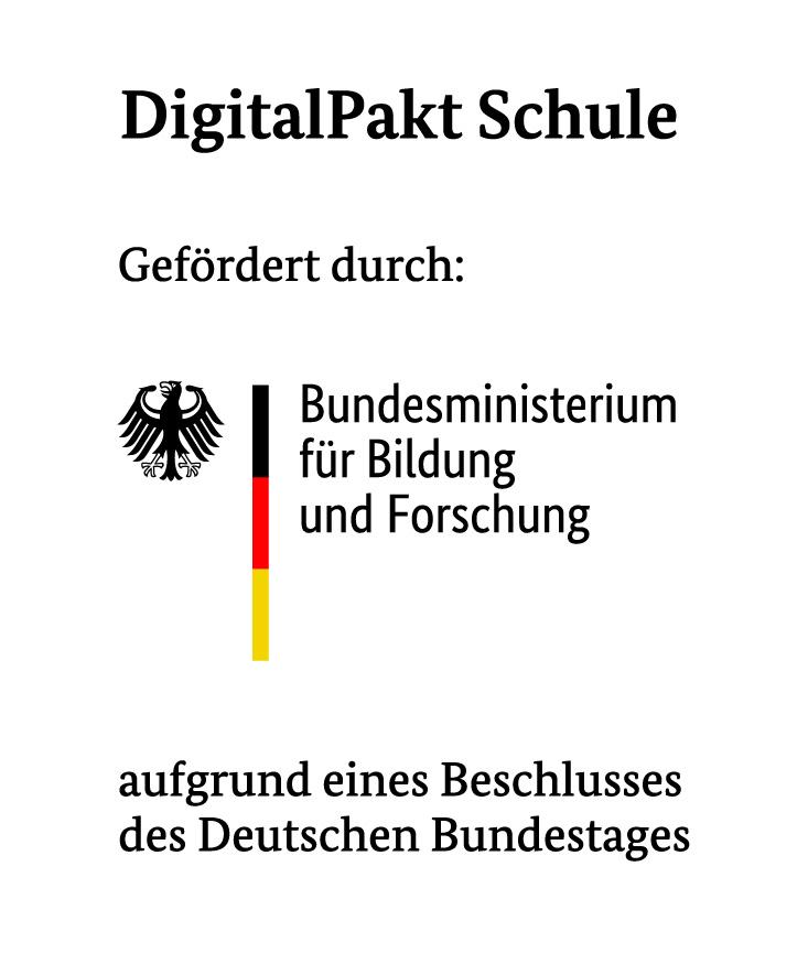 Logo Digitalpakt Schule